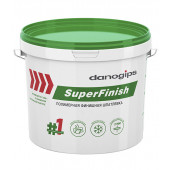 Шпаклевка готовая Danogips SuperFinish 5 кг (Шитрок)