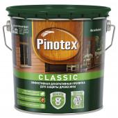 Pinotex Classic декоративно-защитная пропитка для древесины CLR база под колеровку (2,7л)