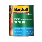 Marshall Protex Лак алкидно-уретановый яхтный для деревянных поверхностей глянцевый (0,75л)