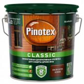 Pinotex Classic декоративно-защитная пропитка для древесины красное дерево (1л)