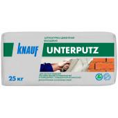 Knauf Унтерпутц 25 кг Штукатурка цементная фасадная
