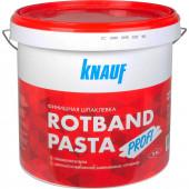 Ротбанд Паста Профи Кнауф 18кг шпаклевка готовая белая