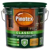 Pinotex Classic декоративно-защитная пропитка для древесины калужница (1л)