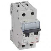 Автоматический выключатель TX3 2 фазы 16A 1М (Тип C) 6 kA Legrand Легранд