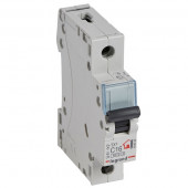 Автоматический выключатель TX3 1 фаза 16A 1М (Тип C) 6 kA Legrand Легранд