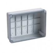 Коробка распределительная 150х110х70 прозрачная крышка IP56