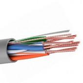 Кабель витая (интернет) пара PROconnect UTP 4PR 24AWG, CCA, CAT5e, PVC серый, бухта 305 м