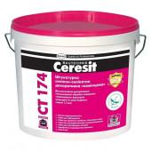 Ceresit СТ-174 Штукатурка силикатно-силиконовая декоративная 25 кг