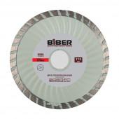 Диск алмазный Biber 70292 Супер-Турбо Профи 115 мм