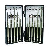 Набор отверток Biber 85566 для точных работ (11 шт.)