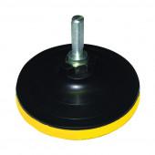 Диск опорный Biber 70861 125 мм, универсальный, с липучкой