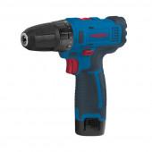 Шуруповерт Trigger Li 10/12 (20101), 2 аккумулятора, кейс
