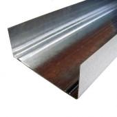 Профиль направляющий ПН-6 100х40 3м (0,45мм)