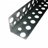 Профиль перфорированный углозащитный оцинк. 20х20мм (3м)